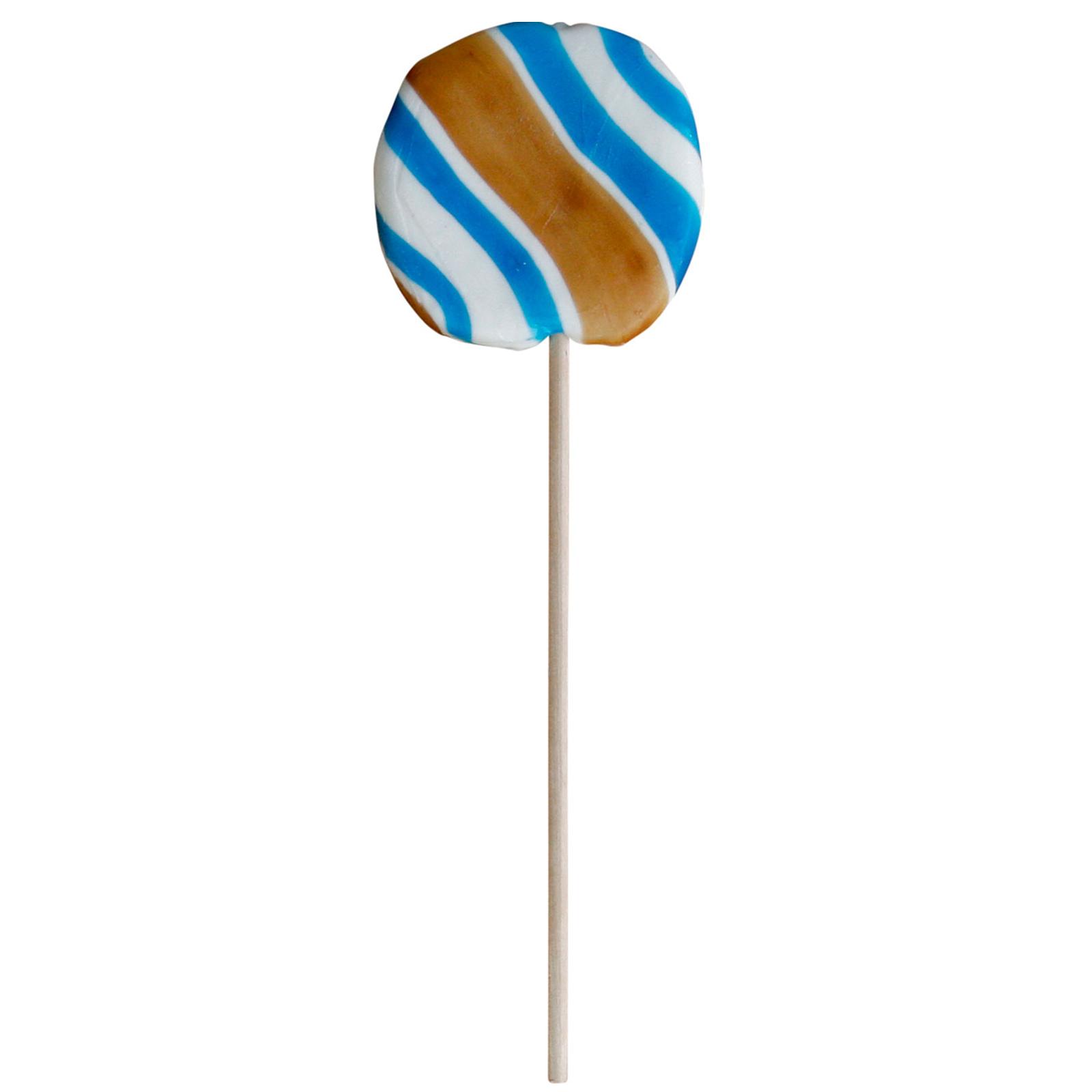 Mint Caramel Lollipop