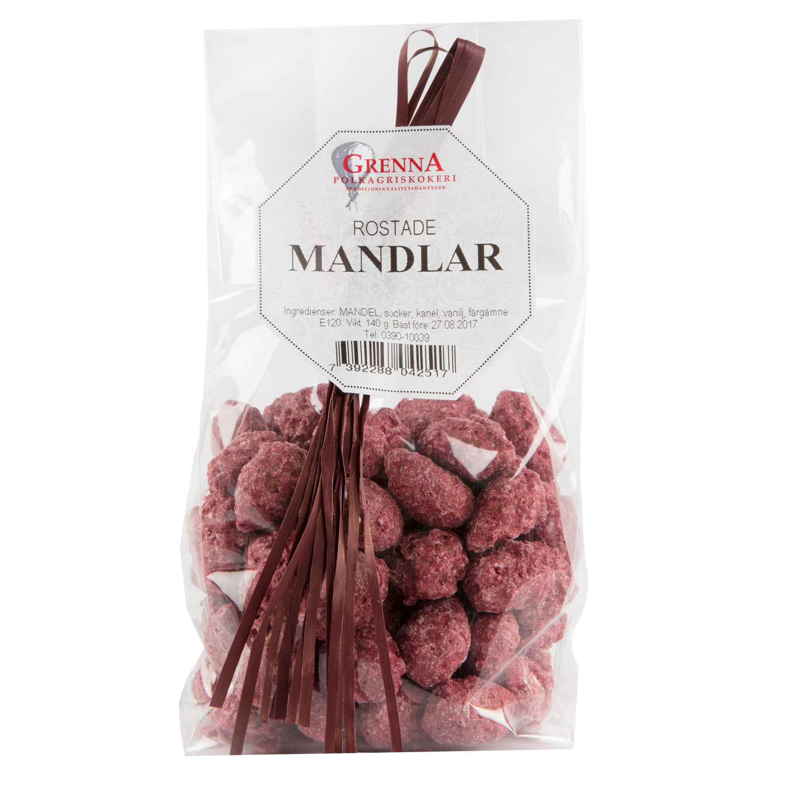 Candied almonds