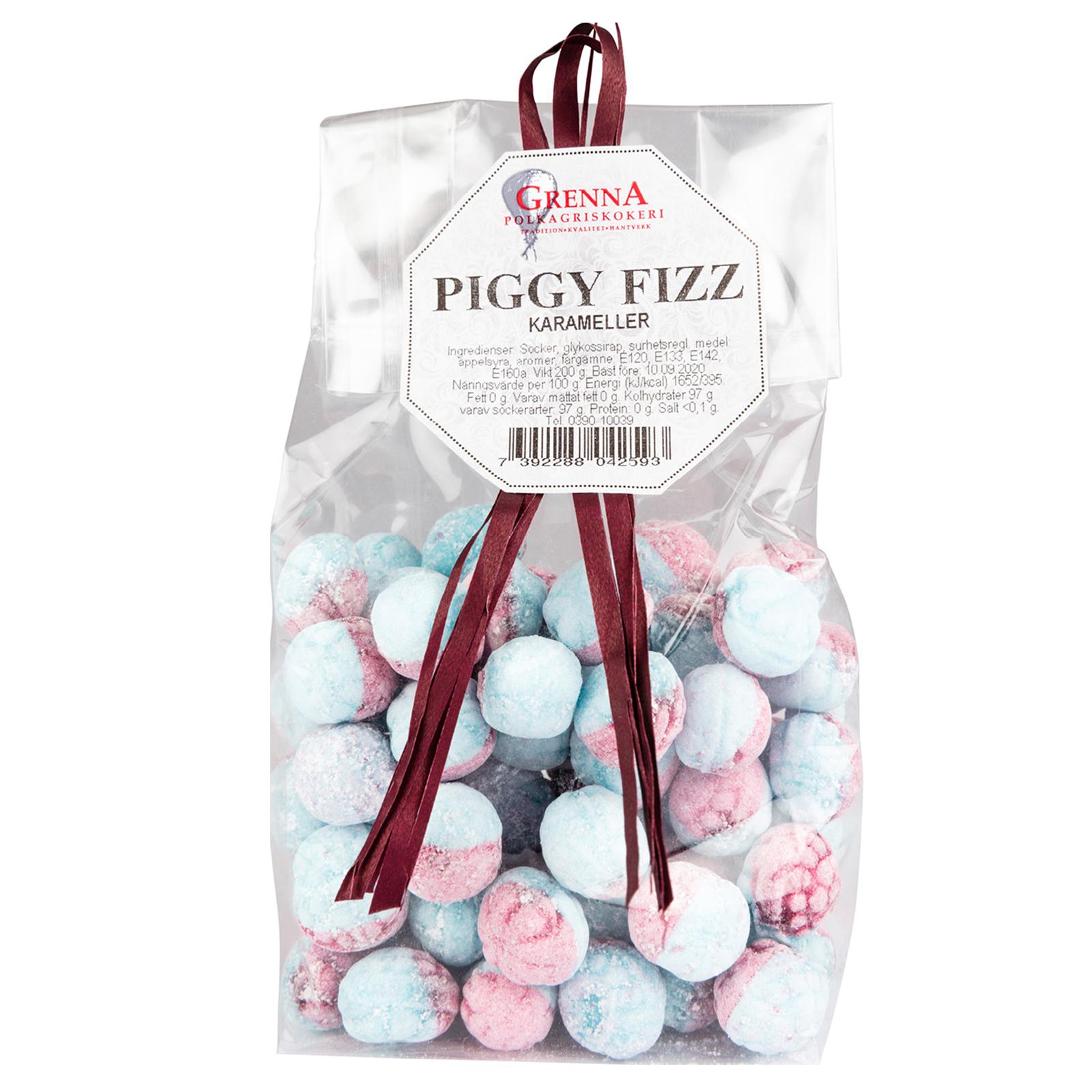 Sour Bubblegum sweets