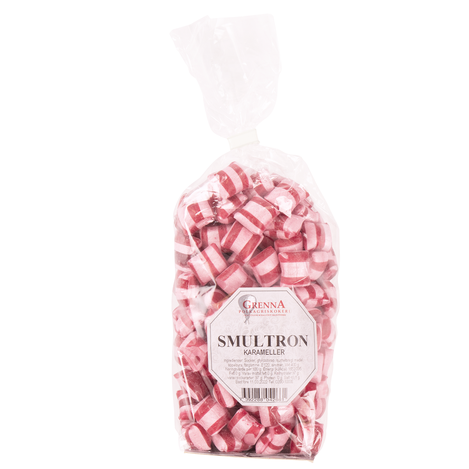 Wild strawberry sweets Large
