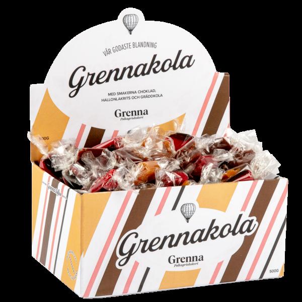 Grennakola-vår godaste blandning