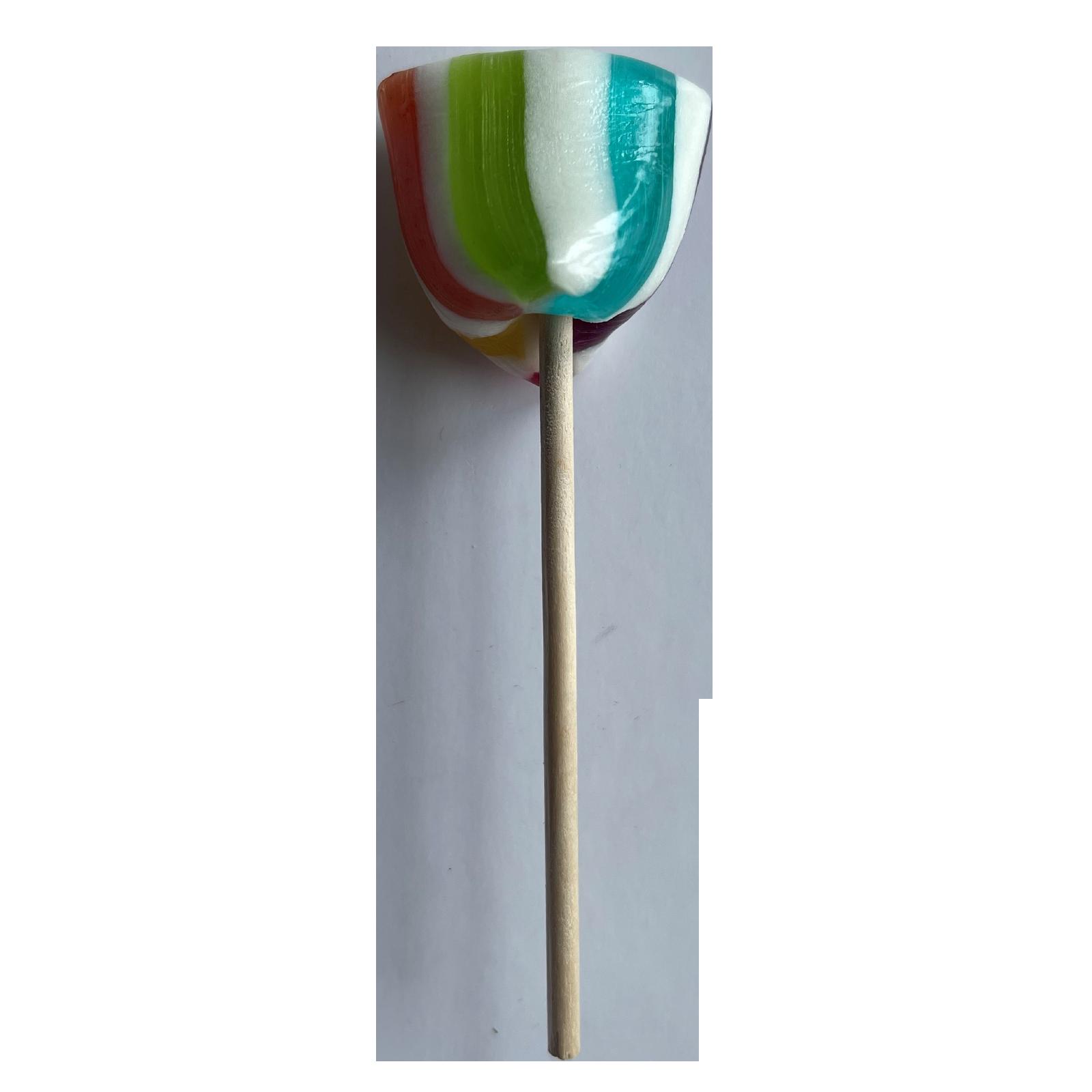 Rainbow Lollipop small